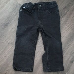 The children's place skinny jeans 12-18M